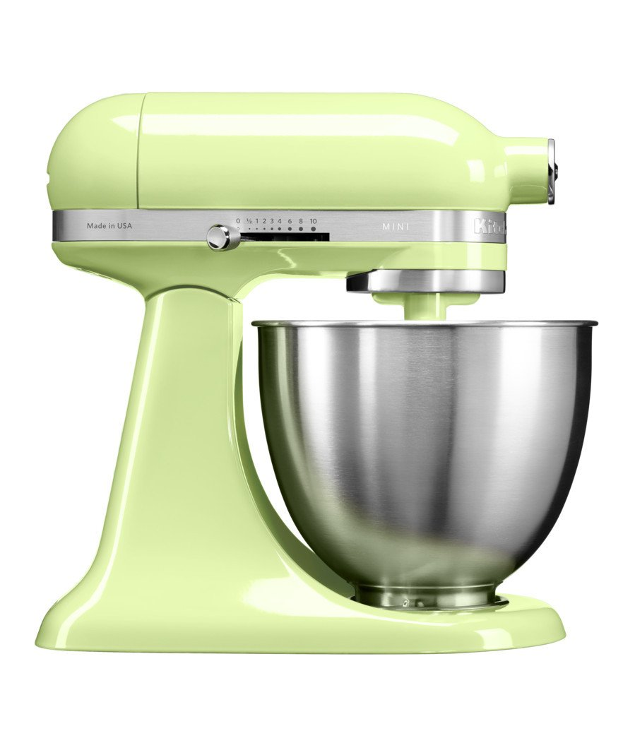 Amazon.de: KitchenAid 5KSM3311XEHW, 3, 3-L-Mini-Küchenmaschine mit ...