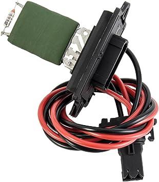 WarmCare 7701207876 - Resistencia de ventilador para motor de ...