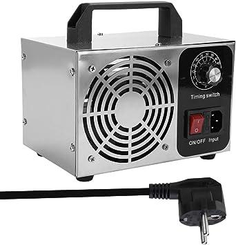 10g/h 220V Generador de Ozono de Acero inoxidable,Generador ...