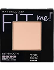 MAYBELLINE Maybelline Fit Me Pressed Powder Medium Buff 225, 9 Gram