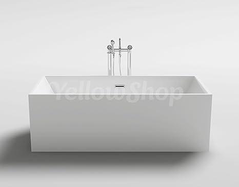 Vasca Da Bagno Rettangolare Grande : Foto di vasche da bagno moderne mondodesign