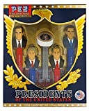 Presidents of The United States Volume 9 - Pez Limited Edition Collectible Gift Set (Obama, Clinton, Bush) by PEZ Candy