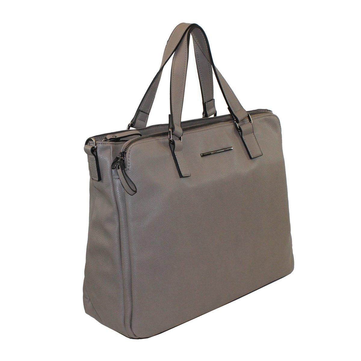 96e744c83b69b Bellevory Damen Businesstasche (Navy)  Amazon.de  Schuhe   Handtaschen
