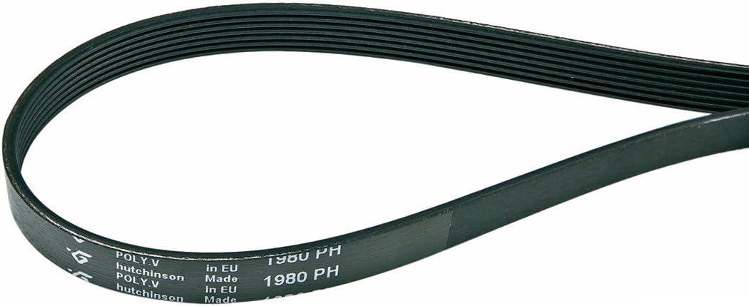 Courroie Pour Bosch Siemens Courroies Courroies trapézoïdales 1980 PH 7 00649054 Sèche-linge
