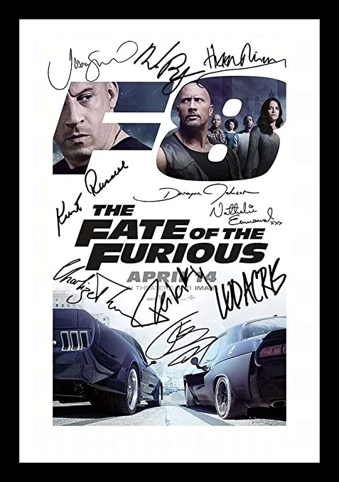 Fate Of The Furious 8