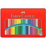 Lápis de Cor EcoLápis Colour Grip 48 Cores, Faber-Castell