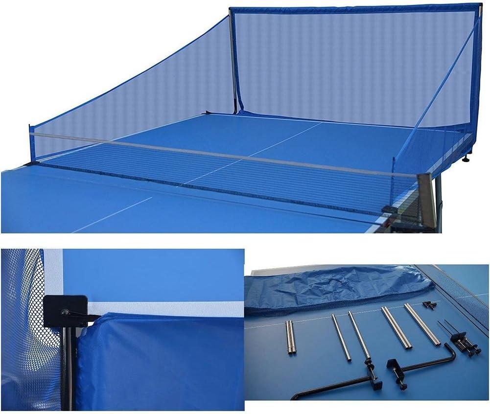 Learnarmy Red de ping pong para tenis de mesa, para entrenamiento deportivo, accesorios de deportes al aire libre, color azul