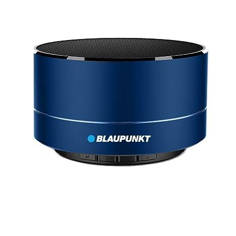 Blaupunkt blp3100.191 Altavoz Bluetooth LED, Radio; 5W, Batería ...
