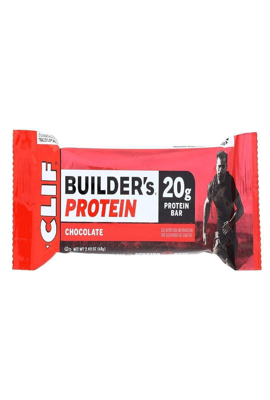 Clif Bar Builder s Bar Chocolate – 2.4 oz 12 1 Case