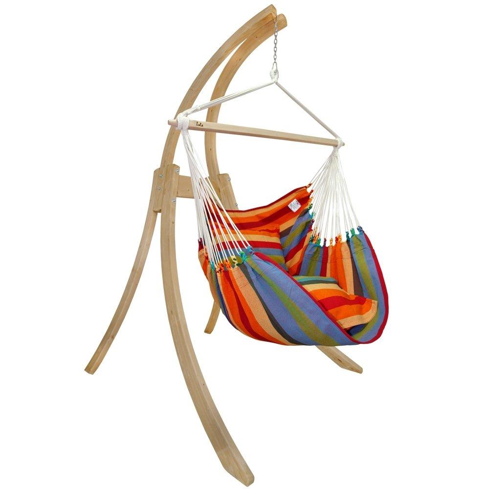 Lola Hängesessel Set Atlas mit XXL Beauty Sofa Karibik Tropicana 110 cm