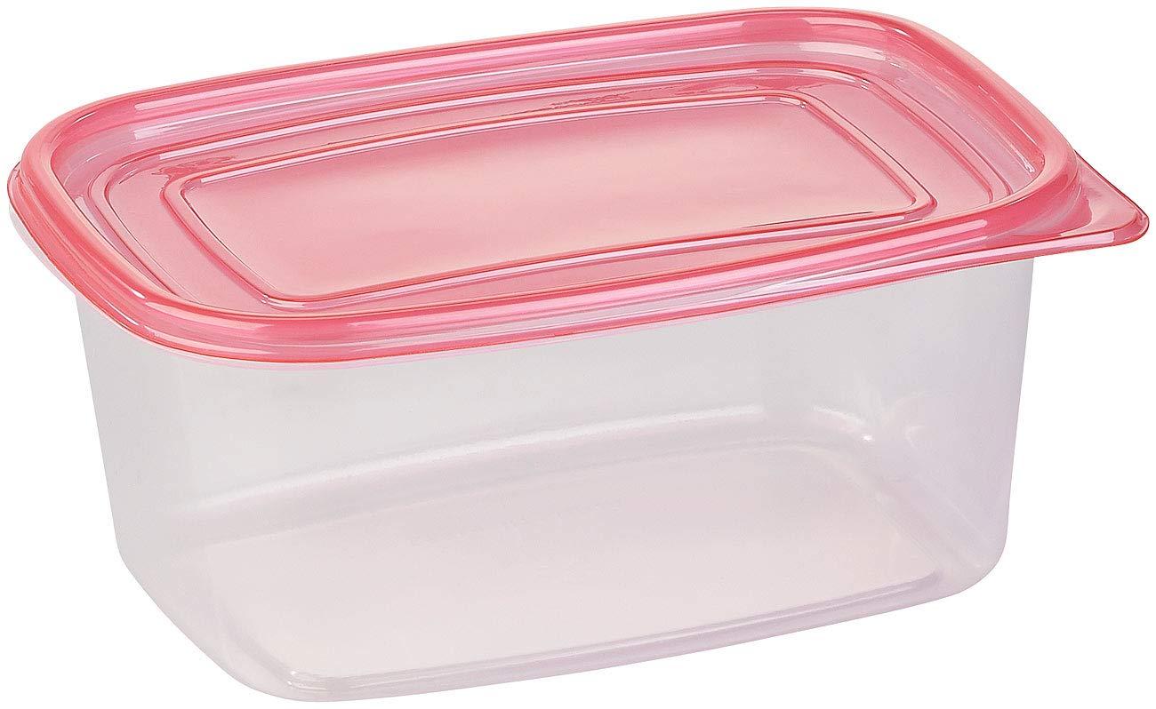 Frischhaltedosen aus Kunststoff 60 Dosen BPA-frei Rosenstein /& S/öhne Vorratsdosen: 120-teiliges XXL-Frischhaltedosen-Set BASIC