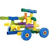 Pipe Plug Building Blocks, Children's DIY Creative Jigsaw Education Toy