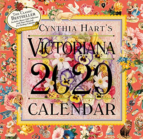 Cynthia Hart's Victoriana Wall Calendar 2020 por Cynthia Hart