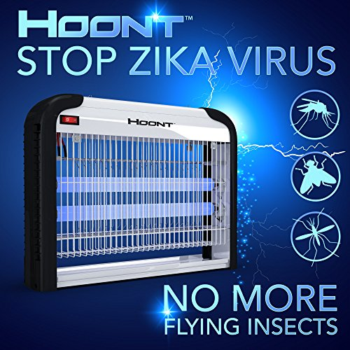 from usa hoont powerful electronic indoor bug zapper. Black Bedroom Furniture Sets. Home Design Ideas