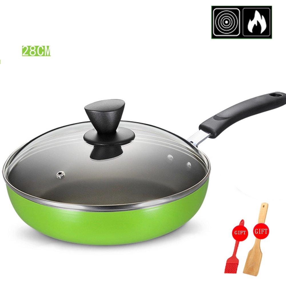 LLW-Frying Pans Sartén para Sartenes 24/26 / 28CM Home Sartén Cocina ...