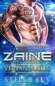 Zaine (Verian Mates) (A Sci Fi Alien Abduction Romance)