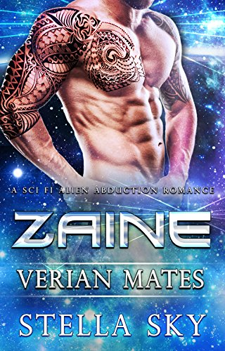 Zaine (Verian Mates) (A Sci Fi Alien Abduction Romance)