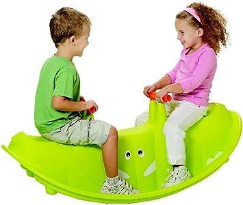 Keter - Balancín infantil para dos niños, Edad recomendada: 3 - 6 años: Amazon.es: Juguetes y juegos