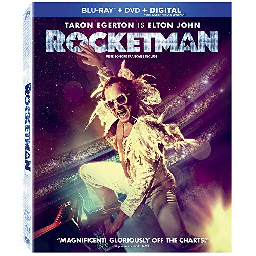 Rocketman [Blu-ray + DVD + Digital]