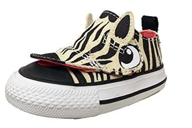 c3ea45af451 Converse Unisex Baby Chuck Taylor All Star No Problem Ox (Inf Tod) -
