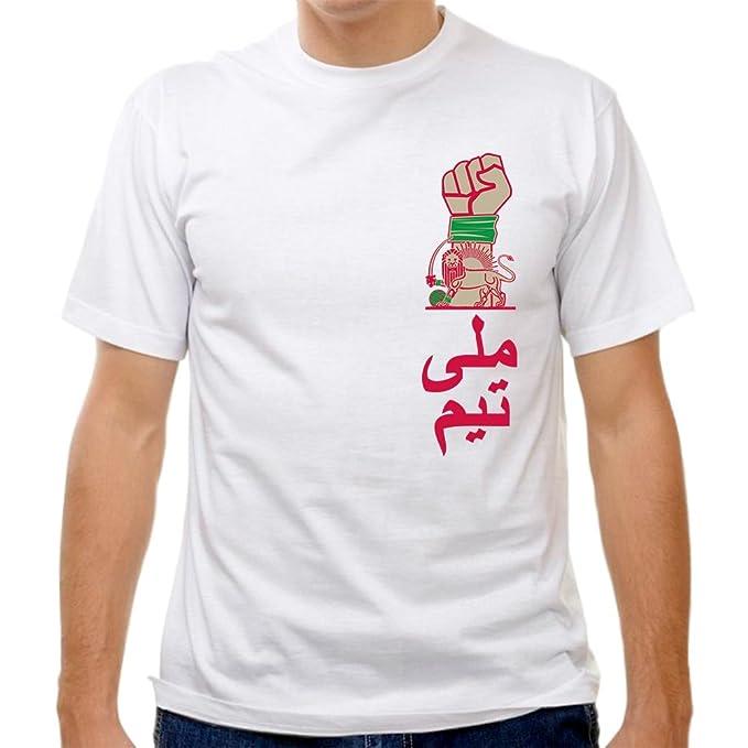 2c9cdd6b7 Iran Team Melli Fist Soccer T-shirt