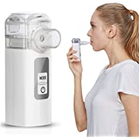 MGLIFMLY Mini Handheld Vaporizers, Portable Steam Vaporiser, Compact Personal Vaporiser for Kids and Adults, Fine Mist…