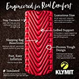Klymit Insulated Static V Luxe Sleeping