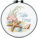 #7: Dimensions Needlecrafts Counted Cross Stitch, Take Time