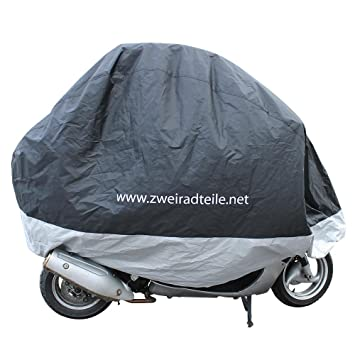 Folding Garage Tarpaulin For Bmw C1 125 Ccm 200 Cm Hooded Amazon Co