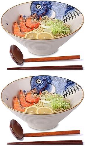 NJ Charms Japanese Ramen Bowls