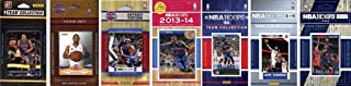 product image for C&I Collectables NBA Detroit Pistons Men's 7 Different Licensed Trading Card Team Sets, White