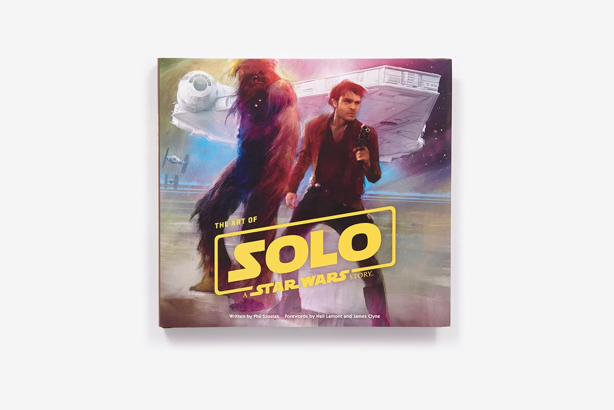 68202677 Amazon.com: Art of Solo: A Star Wars Story (9781419727450): Phil Szostak,  LucasFilm Ltd, various artists: Books