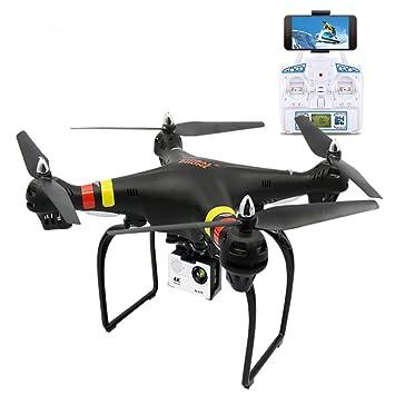 Rabusion Drones Serie GW180 RC cuadricóptero dron con 4 K WiFi HD ...