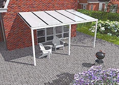 Easy Edition - Cubierta para terraza (aluminio, 403, 5 x 300 ...