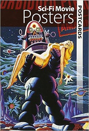 Sci-fi Movie Posters Postcards por Dover epub