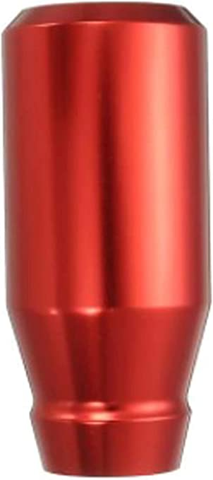 ICBEAMER Manual Transmission Stick Shift Auto Universal Replacement Shift Knob [Color: Red]