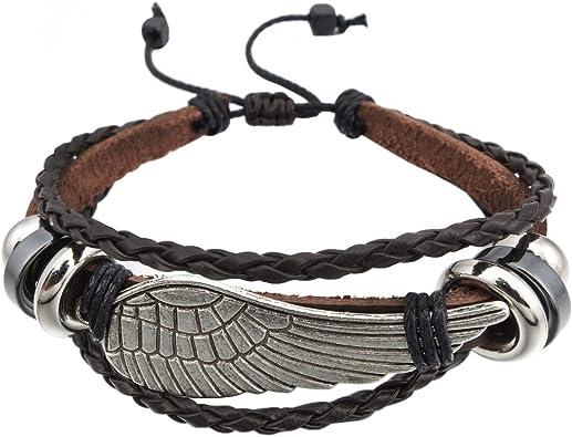 bracelet cuir unisexe