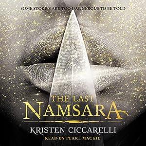 The Last Namsara Audiobook