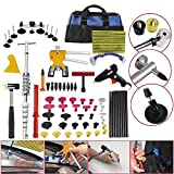 Dent Puller PDR Tools - Paintless Dent Repair Tools Lifter Hail Removal Auto Car Repair Kit Automotive Fix Gear - Skroutz