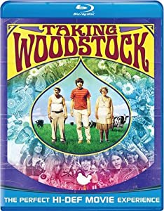 Cover Image for 'Taking Woodstock'