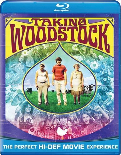 Blu-ray : Taking Woodstock (, Dubbed, Dolby, AC-3, Digital Theater System)