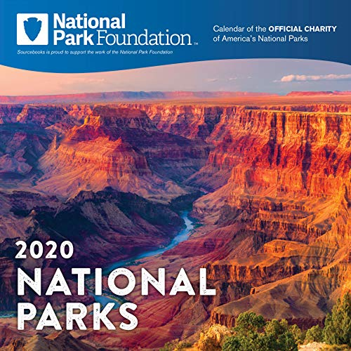 (2020 National Park Foundation Wall Calendar)