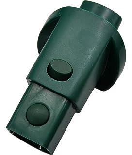 Adapter konisch geeignet Vorwerk Kobold 118 119 120 121 122 Tiger 250 251