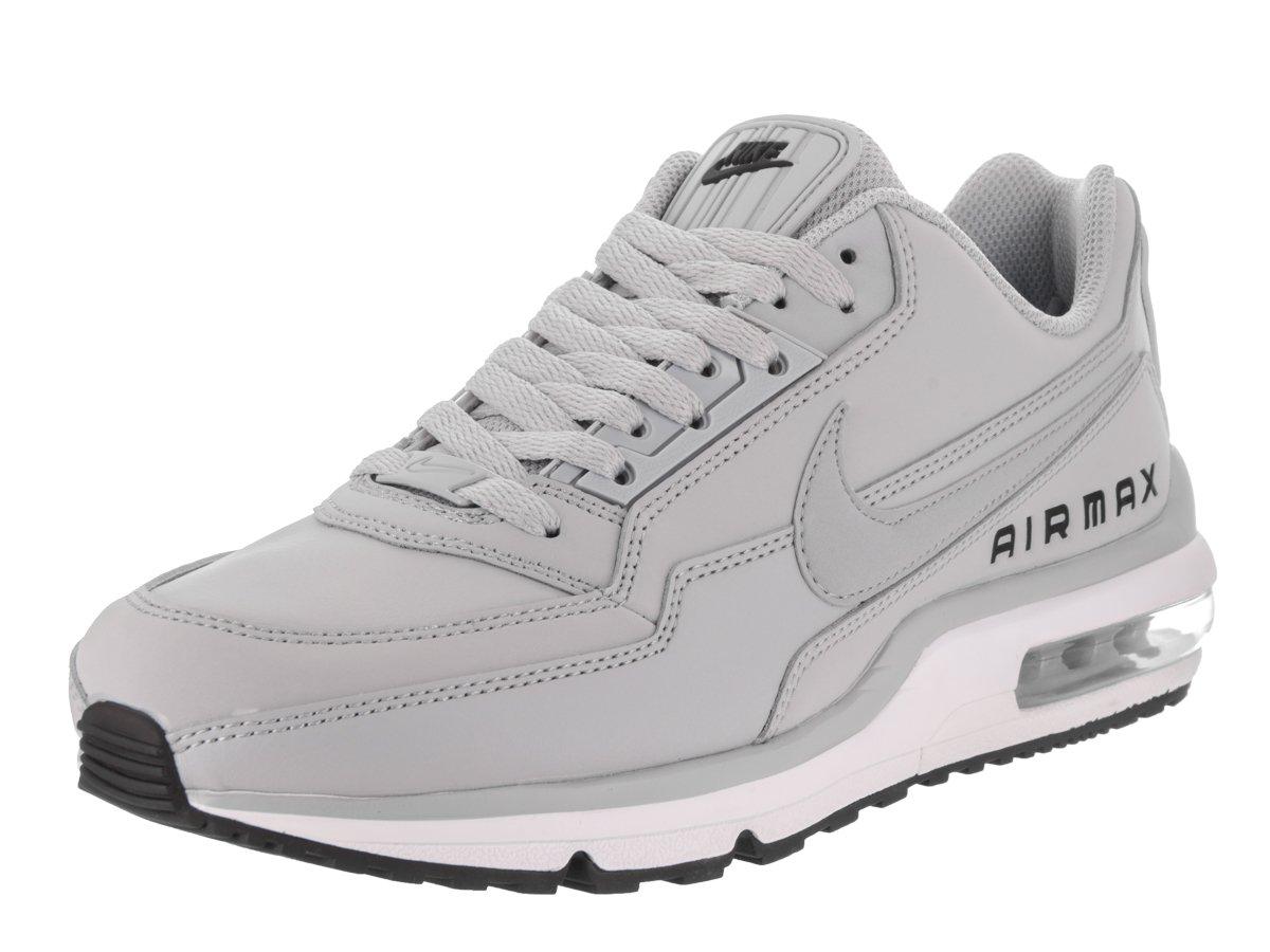 Nike Hommes Air Max LTD 3 Chaussures de course Wolf Gris/Wolf Gris Blanc Noir Qualité et stabilité 94G029