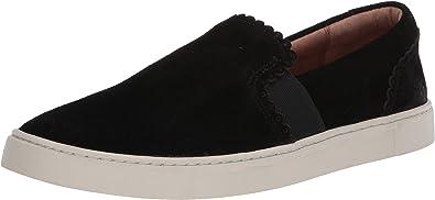Ivy Scallop Slip on Sneaker