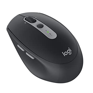 c6c6b0cbe18 Logitech M590, Silent Wireless Mouse, 2-Year Battery Life, Black Graphite