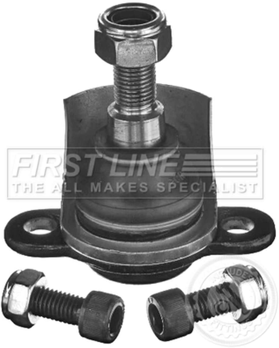 First Line FBJ5363 Ball Joint Front Lower LH//RH with Fittings