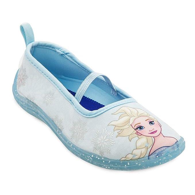 Amazon.com: Disney Elsa - Zapatos de natación para niños ...