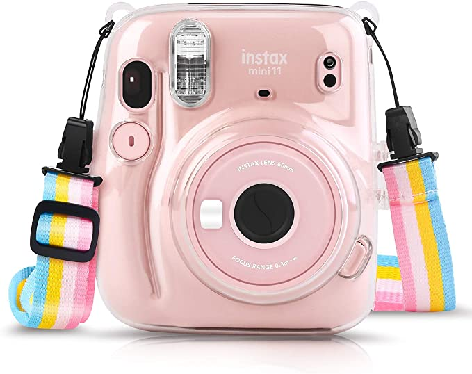 Cpano Camera Crystal Case Für Fujifilm Instax Mini 11 Kamera