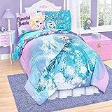 """""""Frozen"""" 7 pc Full Reversible Comforter Set"""